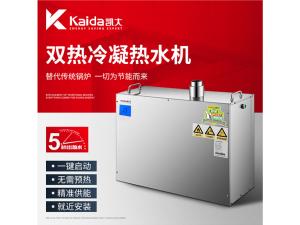 凯大双热冷凝热水机1模块